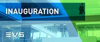 Inauguration EVS